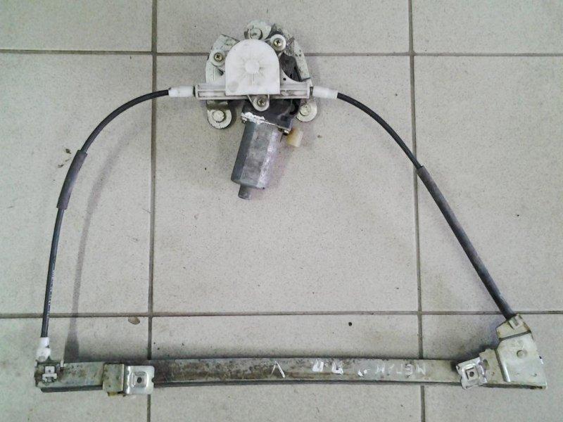 Стеклоподъемник эл. Renault Megane 1 1999 передний правый (б/у)