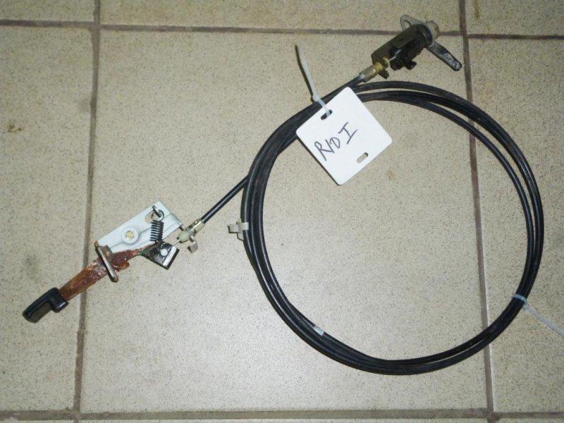 Трос лючка бензобака Kia Rio 1 DC 1.5 (A5D) 2004 (б/у)