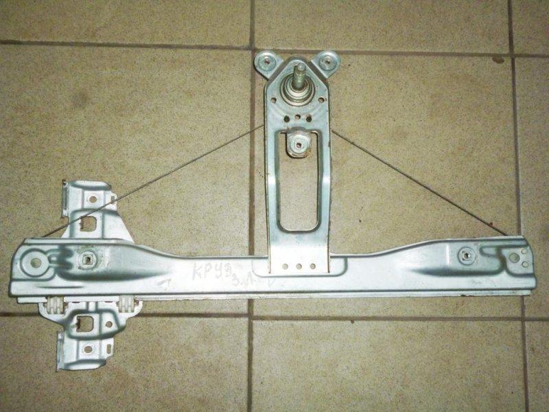 Стеклоподъемник мех. Chevrolet Cruze 2009 задний левый (б/у)