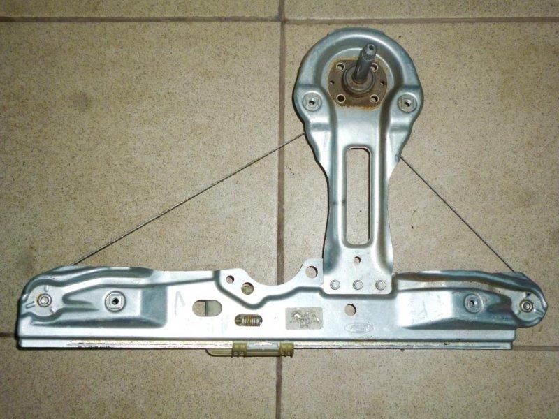 Стеклоподъемник мех. Ford Focus 3 СЕДАН 1.6 2013 задний левый (б/у)