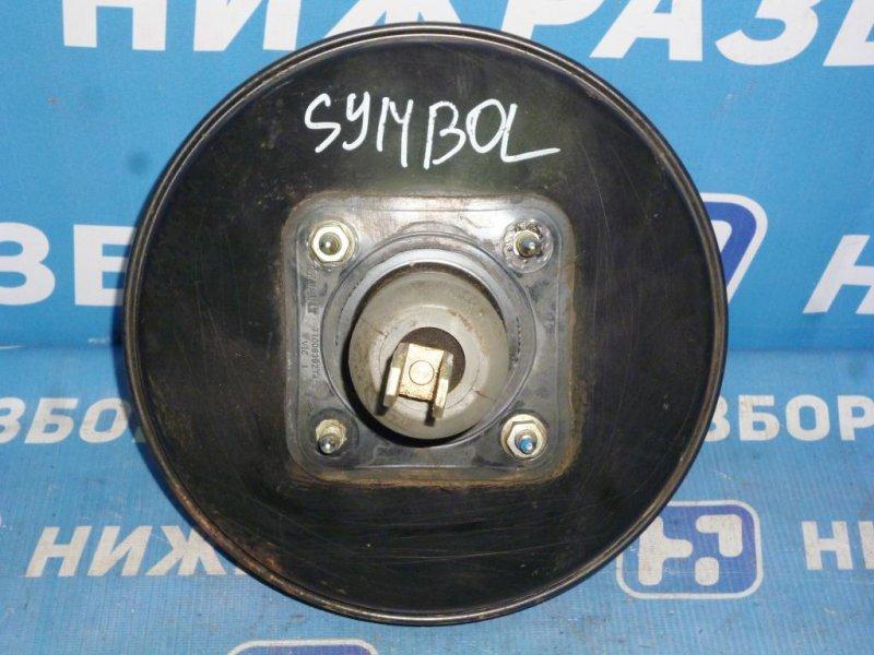 Усилитель тормозов вакуумный Renault Clio /symbol 1.4 2003 (б/у)