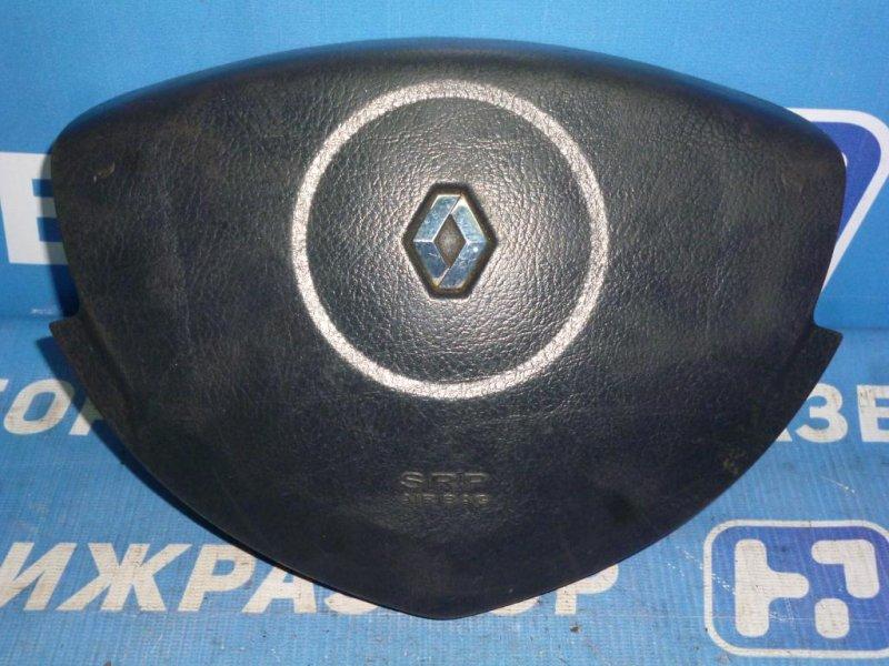 Подушка безопасности в руль Renault Clio /symbol 1.4 2003 (б/у)
