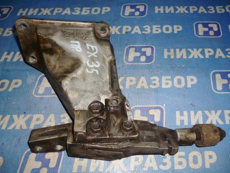 Опора двигателя Infiniti Ex 35 J50 3.5 (VQ35) 2008 правая (б/у)