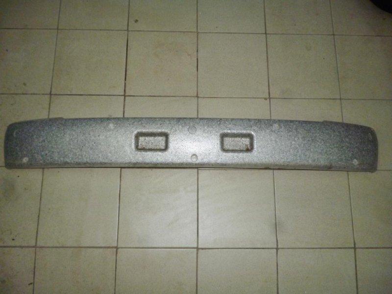 Наполнитель бампера Hyundai Accent 2 СЕДАН 1.5 (G4EC) 2007 задний (б/у)