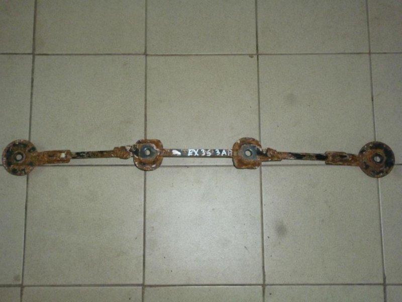 Растяжка столбов Infiniti Ex 35 J50 3.5 (VQ35) 2008 (б/у)