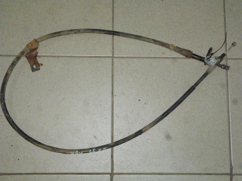 Трос ручника Infiniti Ex 35 J50 3.5 (VQ35) 2008 (б/у)