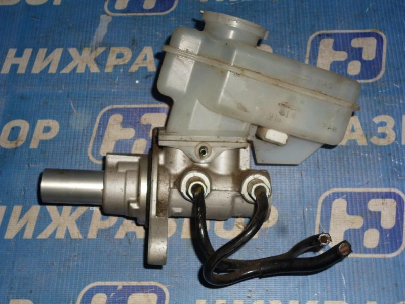 Цилиндр тормозной главный Infiniti Ex 35 J50 3.5 (VQ35) 2008 (б/у)