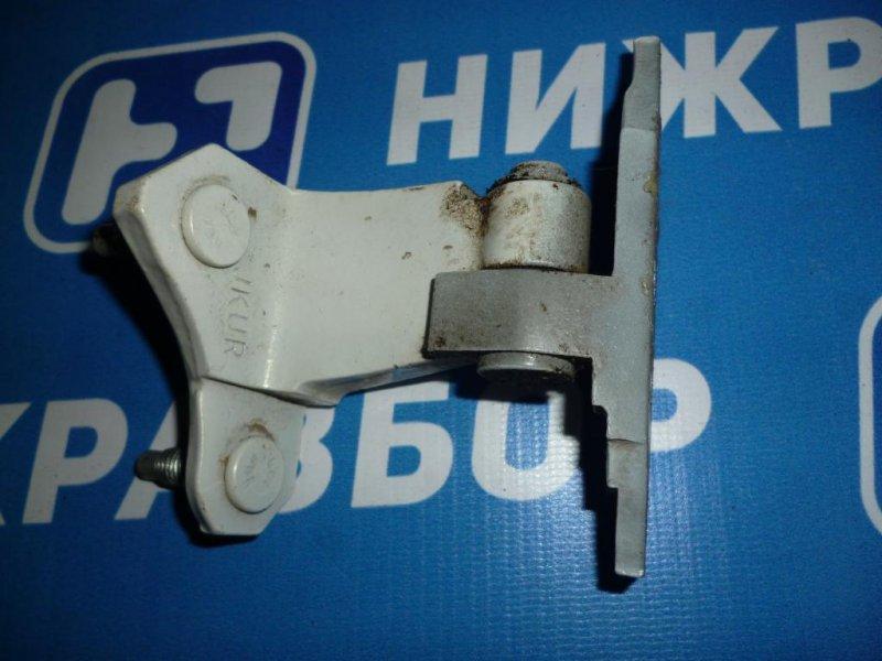 Петля двери Infiniti Ex 35 J50 3.5 (VQ35) 2008 задняя правая верхняя (б/у)