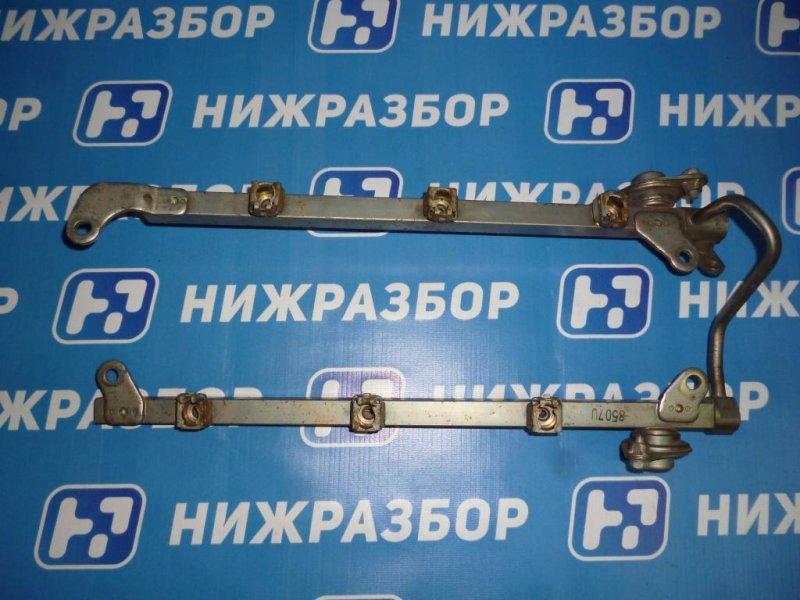 Рампа топливная Infiniti Ex 35 J50 3.5 (VQ35) 2008 (б/у)