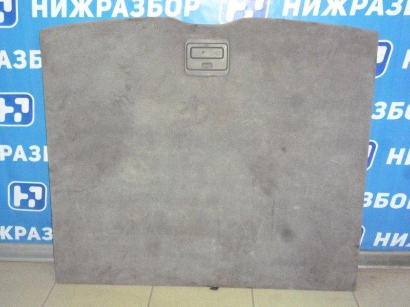 Пол багажника, тазик Infiniti Ex 35 J50 3.5 (VQ35) 2008 (б/у)