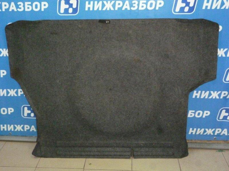 Пол багажника, тазик Hyundai Accent 2 СЕДАН 1.5 (G4EC) 2007 (б/у)