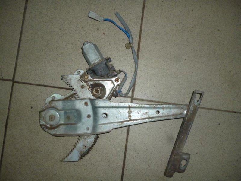 Стеклоподъемник эл. Honda Cr-V 1 1996 задний левый (б/у)