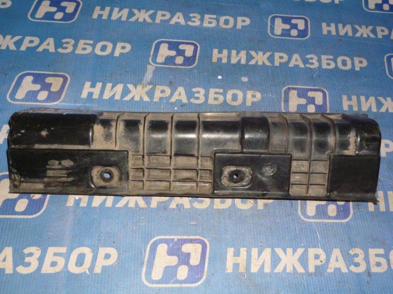 Кожух радиатора Kia Rio 3 QB 1.4 (G4FA) (б/у)