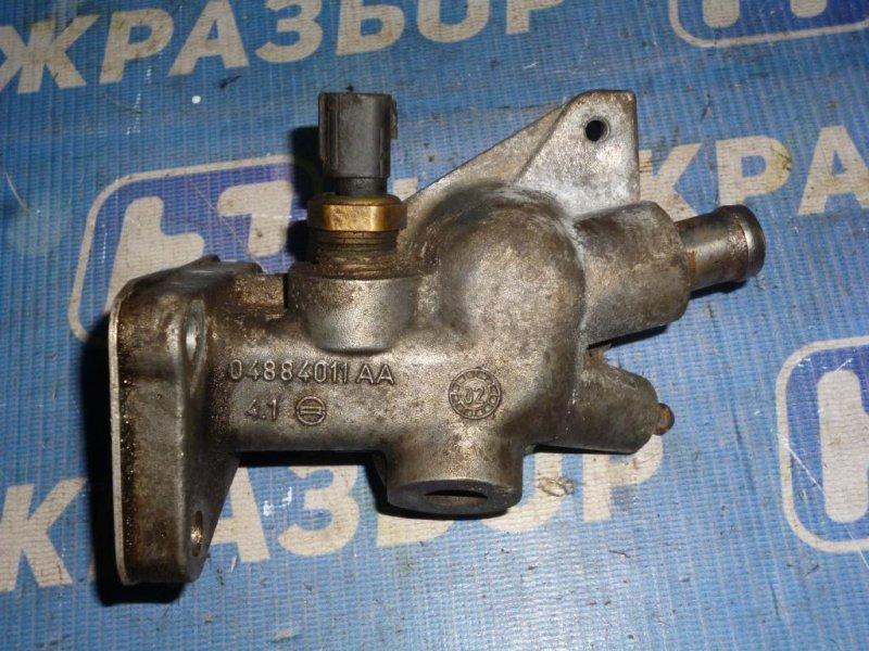 Корпус термостата Газ Volga Siber 2008 (б/у)