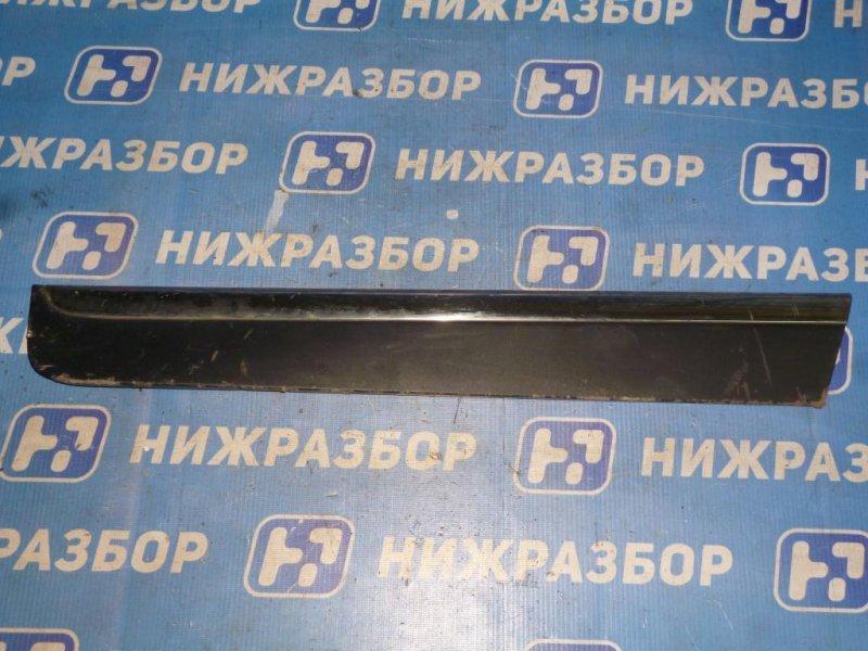 Молдинг двери Infiniti Ex 35 J50 3.5 (VQ35) 2008 задний правый (б/у)