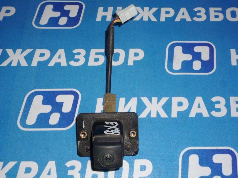 Камера заднего вида Infiniti Ex 35 J50 3.5 (VQ35) 2008 задняя (б/у)