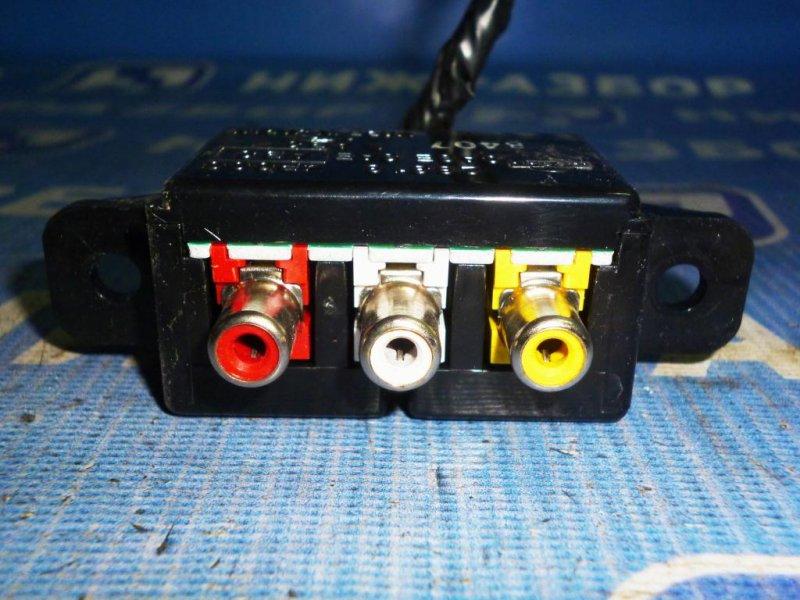 Разъем Infiniti Ex 35 J50 3.5 (VQ35) 2008 (б/у)