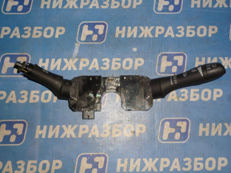 Переключатель подрулевой в сборе Infiniti Ex 35 J50 3.5 (VQ35) 2008 левый (б/у)