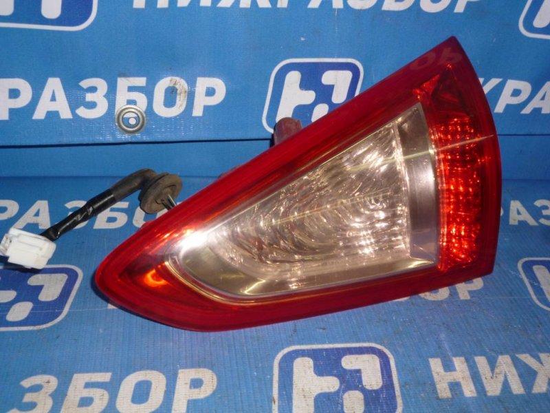 Фонарь Infiniti Ex 35 J50 3.5 (VQ35) 2008 задний правый (б/у)