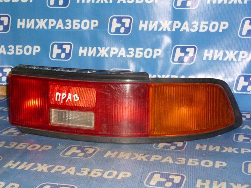 Фонарь Mazda 323 BG 1989 задний правый (б/у)