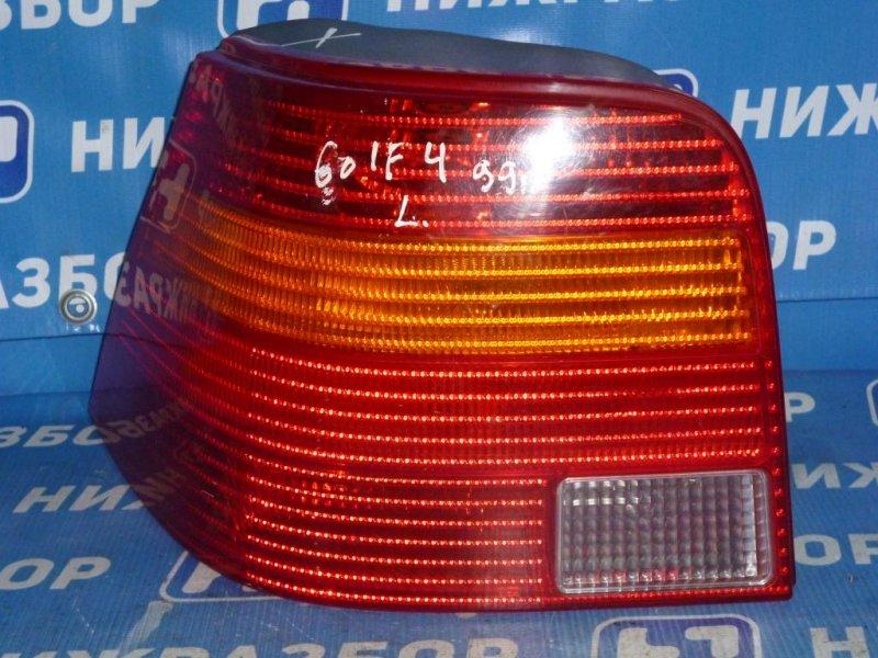 Фонарь Volkswagen Golf 4 / Bora 1997 задний левый (б/у)