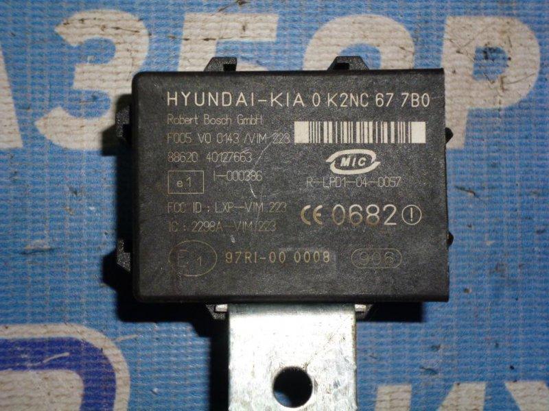 Реле Kia Spectra LD 1.6 (S6D) 2008 (б/у)
