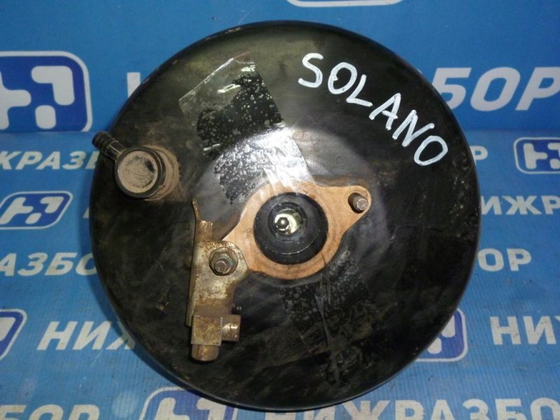 Усилитель тормозов вакуумный Lifan Solano 620 1.6 (LF481Q1) 2011 (б/у)