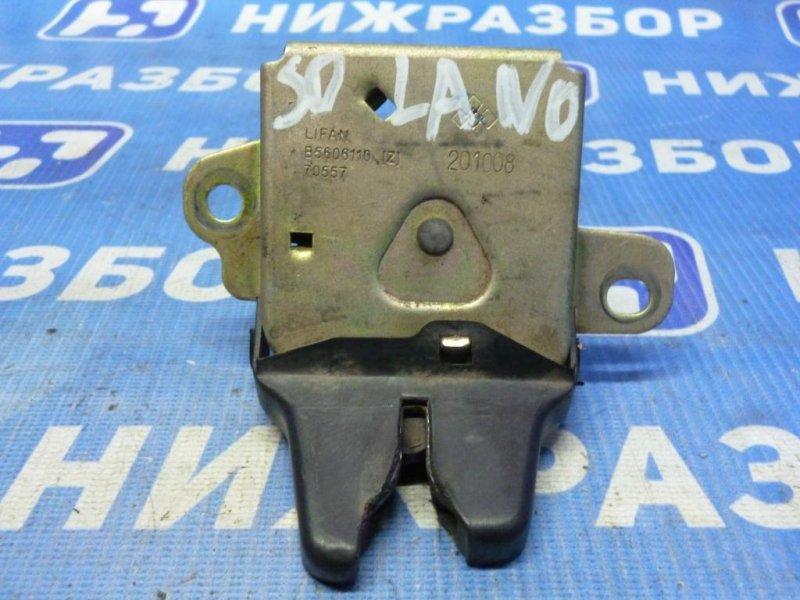 Замок багажника Lifan Solano 620 1.6 (LF481Q1) 2011 (б/у)