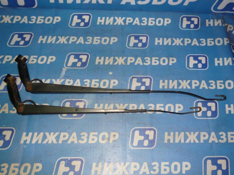 Поводок стеклоочистителя Lifan Solano 620 1.6 (LF481Q1) 2011 (б/у)