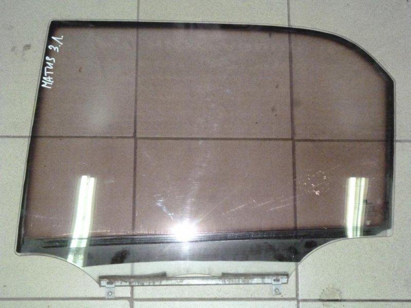 Стекло двери Daewoo Matiz M100/M150 1998 заднее левое (б/у)