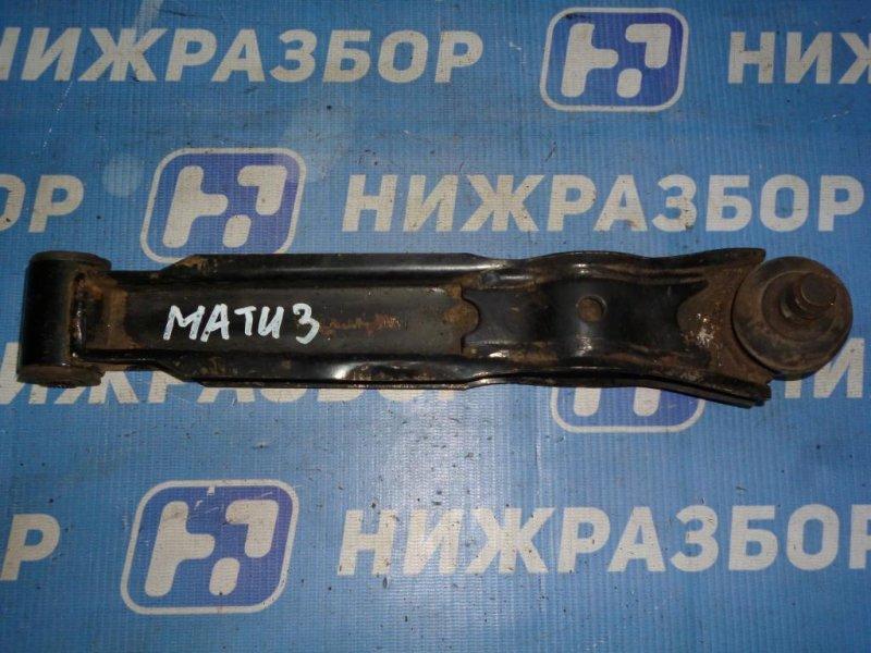 Рычаг Daewoo Matiz M100/M150 1998 передний (б/у)