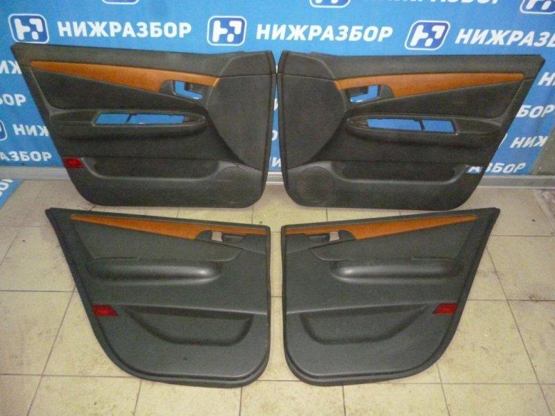 Обшивки двери к-кт Lifan Solano 620 1.6 (LF481Q1) 2011 (б/у)