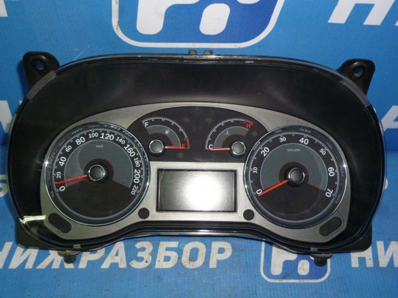 Панель приборов Fiat Linea 1.4T (198A4000) 2010 (б/у)