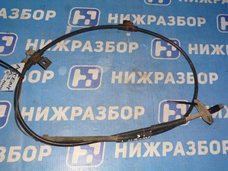 Трос газа Hyundai Accent 2 СЕДАН 1.5 (G4EC) 2006 (б/у)