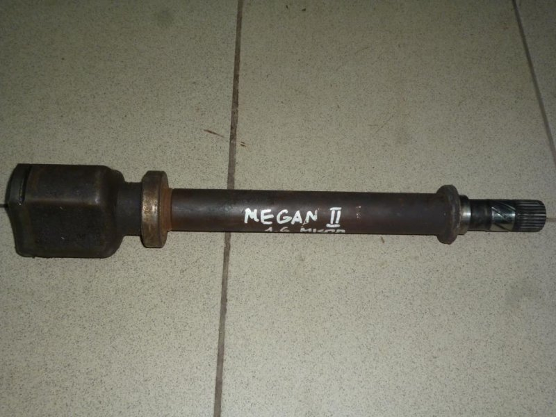 Полуось промежуточная (привод) Renault Megane 2 СЕДАН 1.6 2002 (б/у)