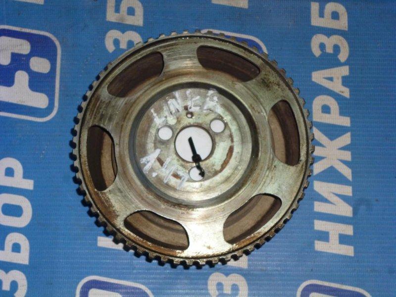 Шкив коленвала Fiat Linea 1.4T (198A4000) 2010 (б/у)