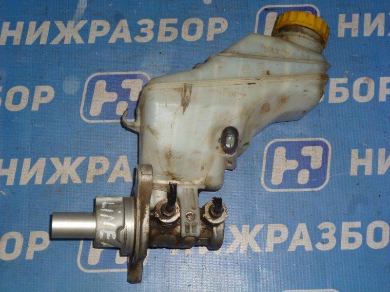 Цилиндр тормозной главный Fiat Linea 1.4T (198A4000) 2010 (б/у)