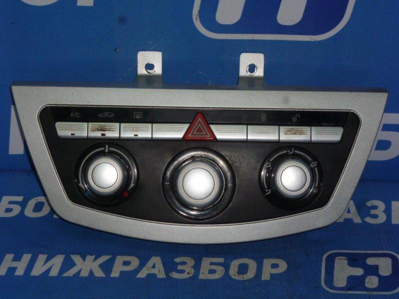 Блок управления отопителем Lifan Solano 620 1.6 (LF481Q1) 2011 (б/у)