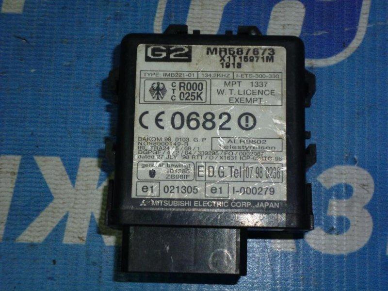 Блок электронный Mitsubishi Pajero 3 2000 (б/у)