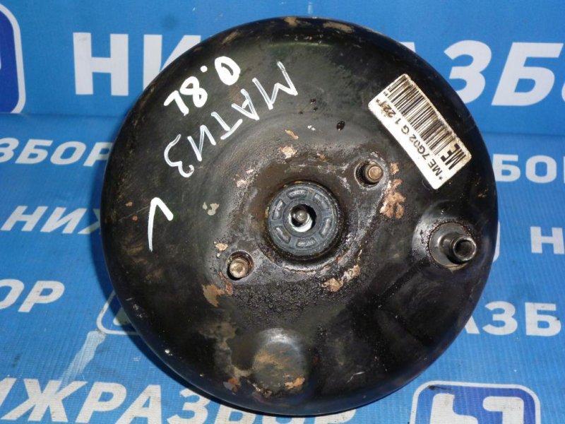 Усилитель тормозов вакуумный Daewoo Matiz M100/M150 1998 (б/у)