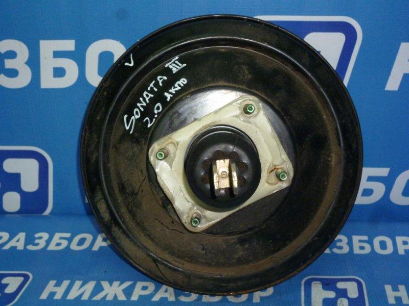 Усилитель тормозов вакуумный Hyundai Sonata 3 Y3 2.0 (4GCP) 1993 (б/у)