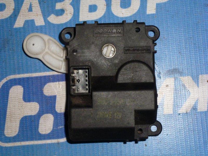 Моторчик заслонки печки Kia Cerato 1 LD 2004 (б/у)