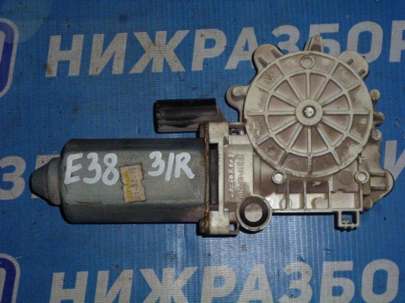 Моторчик стеклоподъемника Bmw 7-Серия E38 1994 (б/у)