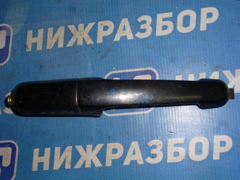 Ручка двери Chery Amulet A15 2006 задняя правая (б/у)
