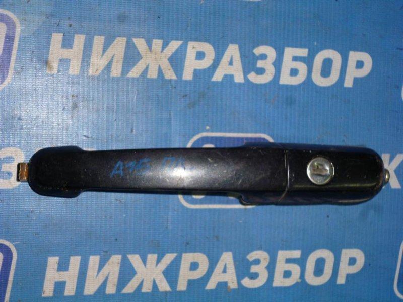 Ручка двери Chery Amulet A15 2006 передняя левая (б/у)