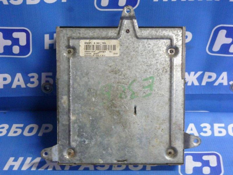 Усилитель акустической системы Bmw 7-Серия E38 1994 (б/у)
