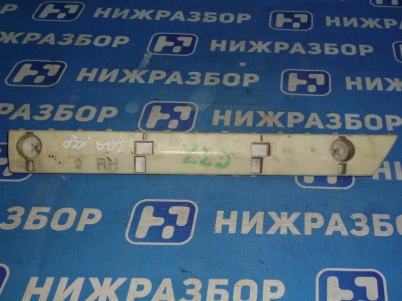 Направляющая бампера Infiniti G 35 V36 2007 задняя правая (б/у)