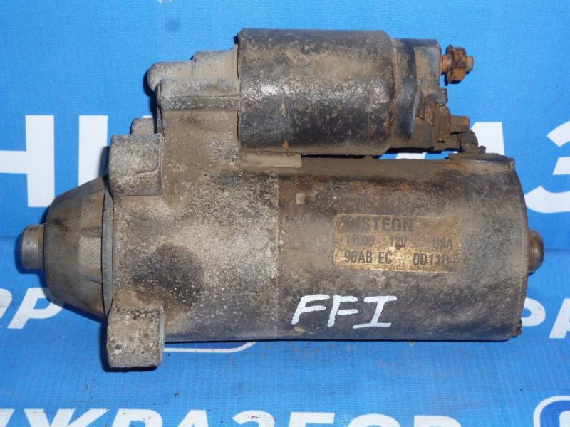 Стартер Ford Focus 1 СЕДАН 2.0L SPLIT PORT 2000 (б/у)