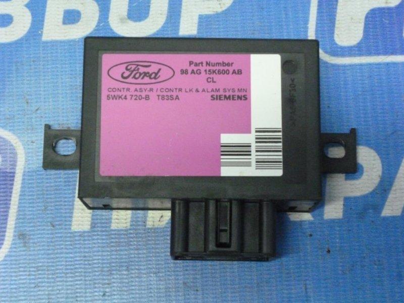 Блок управления центральным замком Ford Focus 1 СЕДАН 2.0L SPLIT PORT 2000 (б/у)