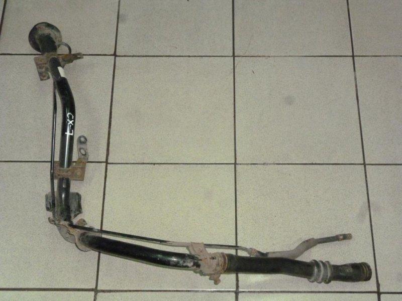 Горловина топливного бака Mazda Cx 7 ER 2.3T 2007 (б/у)